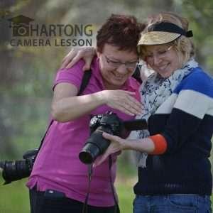 Camera lessons are fun