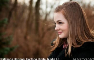 senior photograph