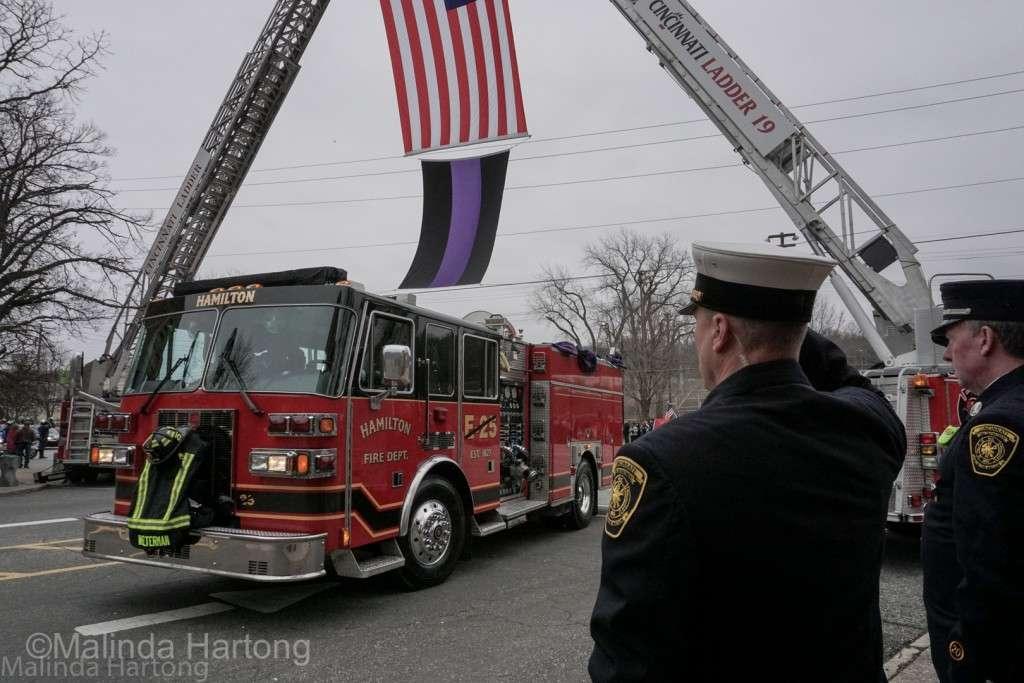 20151231 Hamilton Firefighter Patrick Wolterman funeral ©Malinda Hartong