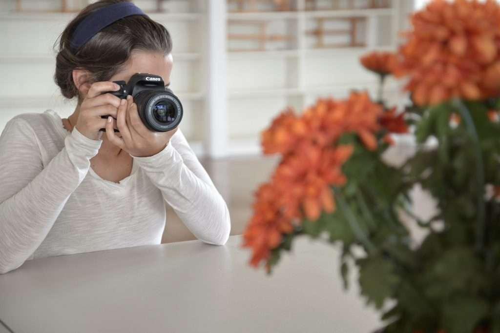 teen camera class