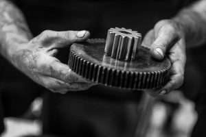 creative manufacturing photo for business website