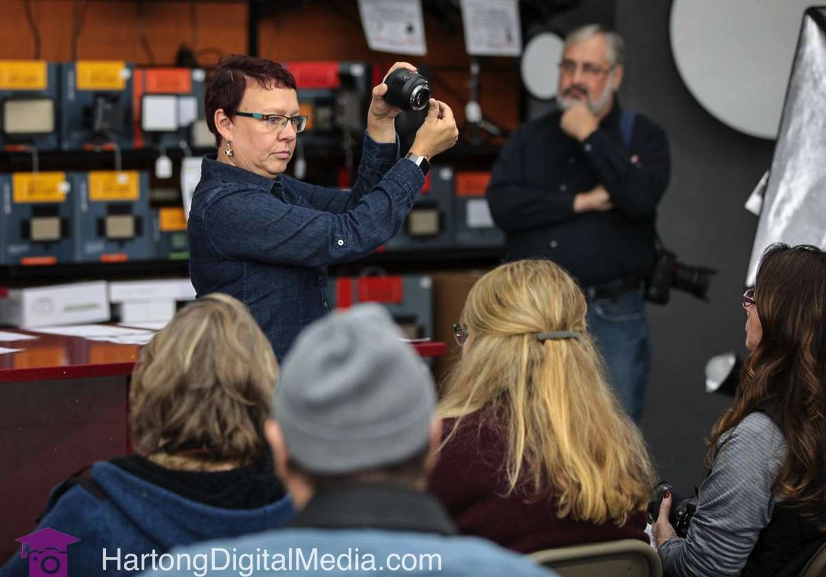 Cincinnati Photography classes